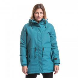 Dámská zimní bunda Nugget Lisa 3 18/19 D - Green Blue Slate