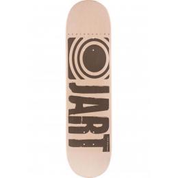 skate deska Jart Classic logo 18/19 - 8,0 white