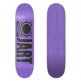 skate deska Jart Classic logo 18/19 - purple 8,375