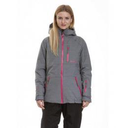 dámská zimní bunda Metfly Nim 3 18/19 C - Dark Grey Heather