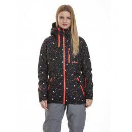 dámská zimní bunda Metfly Nim 3 18/19 D - Lights Neon