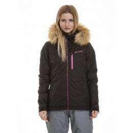 dámská zimní bunda Meatfly Bonie Jacket 18/19 A - Black