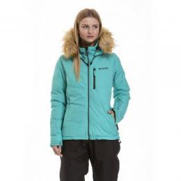 dámská zimní bunda Meatfly Bonie Jacket 18/19 - B - Mint Heather