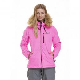 dámská zimní bunda Meatfly Bonie Jacket 18/19 C - Safety Pink