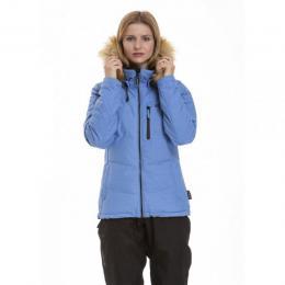 dámská zimní bunda Meatfly Bonie Jacket 18/19 E Azure Blue