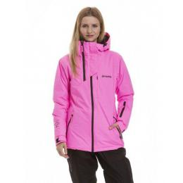 Dámská zimní bunda Meatfly Sarla 2 18/19 C - Safety Pink