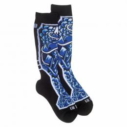 ponožky Lib Technologies JL Twins Riding Socks 18/19 - BLK