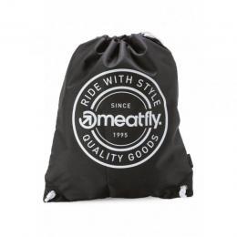 pytlík Meatfly Dodge 2 Benched Bag 18/19 A -  Black