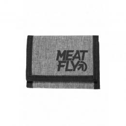 Peněženka Meatfly Arrow Wallet 18/19 E - Heather Grey, Black