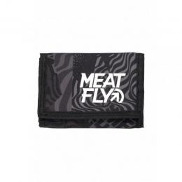 Peněženka Meatfly Arrow Wallet 18/19 A - Numb Black