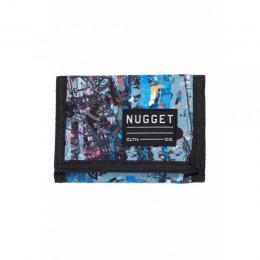 Peněženka Nugget Everlong Wallet 18/19 C - Mosh Blue