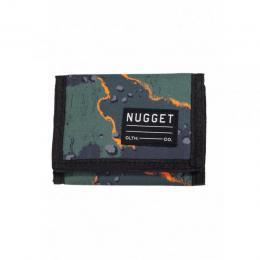 Peněženka Nugget Everlong Wallet 18/19 A - Delta Olive, Orange