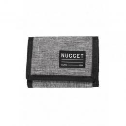 Peněženka Nugget Everlong Wallet 18/19 B - Heather Grey, Black