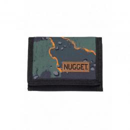 Peněženka Nugget Razor Wallet 18/19 C - Delta Olive, Black