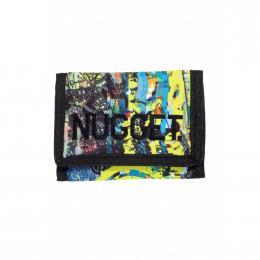 Peněženka Nugget Breakout Wallet 18/19 C Mosh Lime