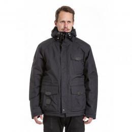 Pánská zimní bunda Nugget Arsenal 2 18/19 C - Black