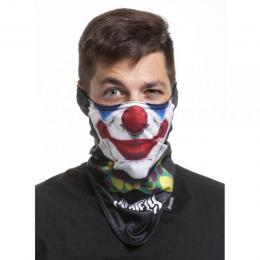 Nákrčník Meatfly Frosty 2 Mask 18/19 - A - Claun