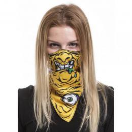 Nákrčník Meatfly Frosty 2 Mask 18/19 - C - Monster Yellow
