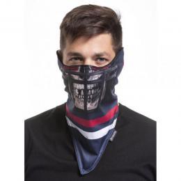 Nákrčník Meatfly Frosty 2 Mask 18/19 - G - Quarterback