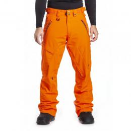 kalhoty na snowboard/lyže Nugget Origin 4 18/19 - E-Orange