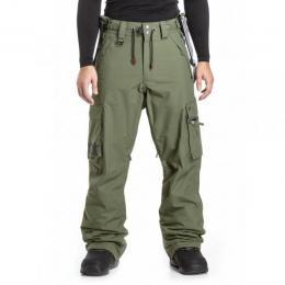 kalhoty na snowboard/lyže Nugget Dustoff 4 pants 18/19 - C-Olive