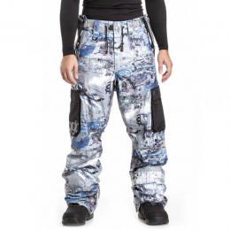 kalhoty na snowboard/lyže Nugget Dustoff 4 pants 18/19 - F Mosh Grey