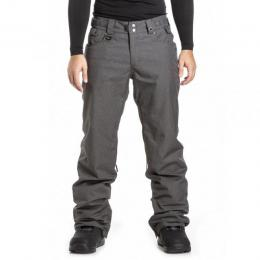 kalhoty na snowboard/lyže Nugget Charge 4 pants 18/19 - B-Charcoal Heather