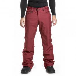 kalhoty na snowboard/lyže Nugget Charge 4 pants 18/19 - D-Burgundy Heather