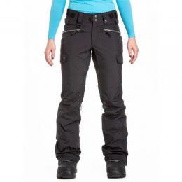 dámské kalhoty na snowboard/lyže Nugget Frida 4 pants 18/19 - A-Black