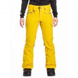 dámské kalhoty na snowboard/lyže Nugget Frida 4 pants 18/19 - J-Gold