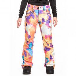 dámské kalhoty na snowboard/lyže Nugget Frida 4 pants 18/19 - G-Opacity White