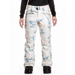 dámské kalhoty na snowboard/lyže Nugget Frida 4 pants 18/19 D-Viral Camo