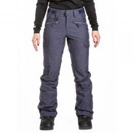 dámské kalhoty na snowboard/lyže Nugget Frida 4 pants 18/19 - K - Vivid Denim