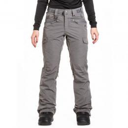 dámské kalhoty na snowboard/lyže Nugget Frida 4 pants 18/19 - F - Stone Heather