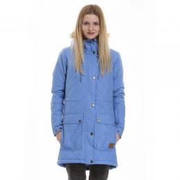 dámská zimní bunda Meatfly Sylva 2 Parka 18/19 A-Azure Blue