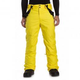 zimní kalhoty na lyže/snowboard Meatfly Ghost 3 Pants 18/19 E Sun Yellow