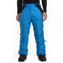 zimní kalhoty na lyže/snowboard Meatfly Ghost 3 Pants 18/19 B - Blue Heather