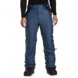 zimní kalhoty na lyže/snowboard Meatfly Ghost 3 Pants 18/19 A - Indigo Heather