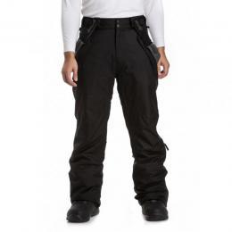 pánské snowboardové kalhoty Meatfly Gnar 3 18/19 - C - Black