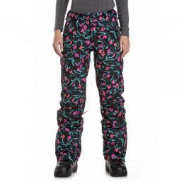 dámské snowboardové/lyžařské kalhoty Meatfly Pixie 3 18/19 D - Kala Flowers
