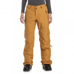 dámské snowboardové/lyžařské kalhoty Meatfly Pixie 3 18/19 J - Gold Heather