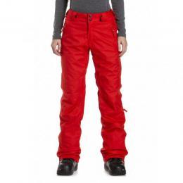 dámské snowboardové/lyžařské kalhoty Meatfly Pixie 3 18/19 K -  Paul Red