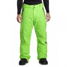 pánské zimní kalhoty na lyže/snowboard Meatfly Lord 3 Pants 18/19 A Safety Green