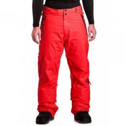 pánské zimní kalhoty na lyže/snowboard Meatfly Lord 3 Pants 18/19 E Red