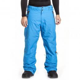 pánské zimní kalhoty na lyže/snowboard Meatfly Lord 3 Pants 18/19 B Blue Melange