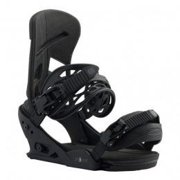 vázání na snowboard Burton Mission 18/19 - blackish