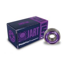 ložiska Jart ABEC 5 purple