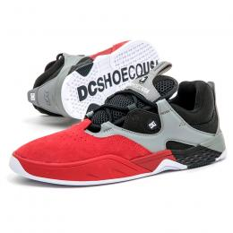 pánské boty DC Kalis  S 2019 Red black grey Red black grey