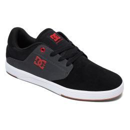 pánské skate boty DC Plaza TC S 2019 BLACK/DK GREY/ATHLETIC RED(BDA)