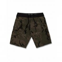 """Plavky Volcom Deadly Stones 20"""" 2019 Camouflage"""